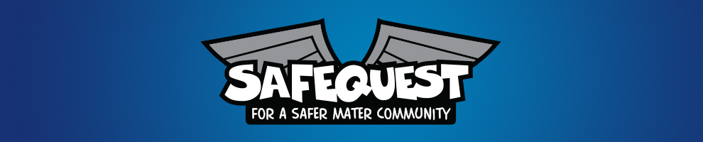 SafeQuest home page